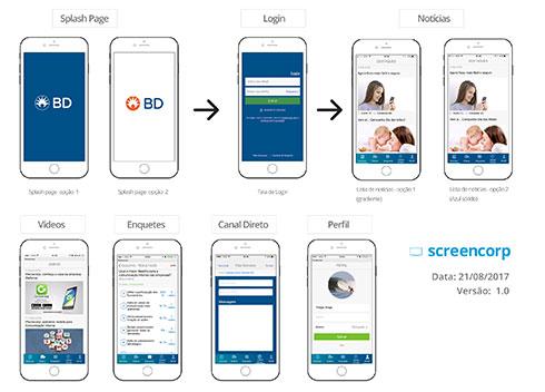 App de Comunicação
