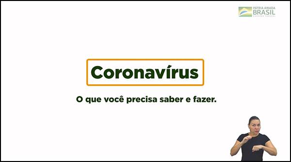Vídeo Coronavídeo TV Corporativa