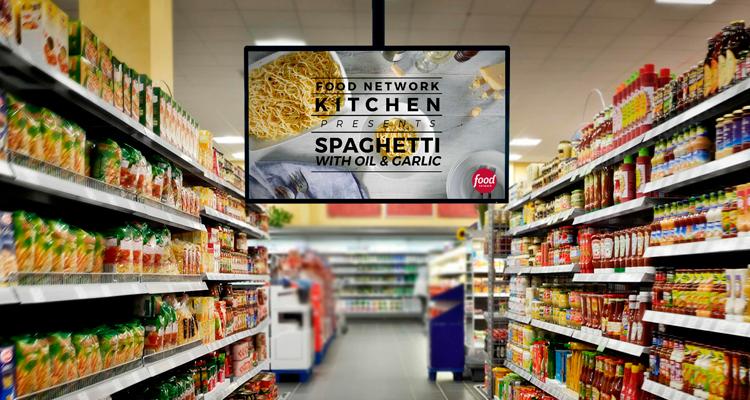 Como aumentar as vendas com uma TV Corporativa nos supermercados