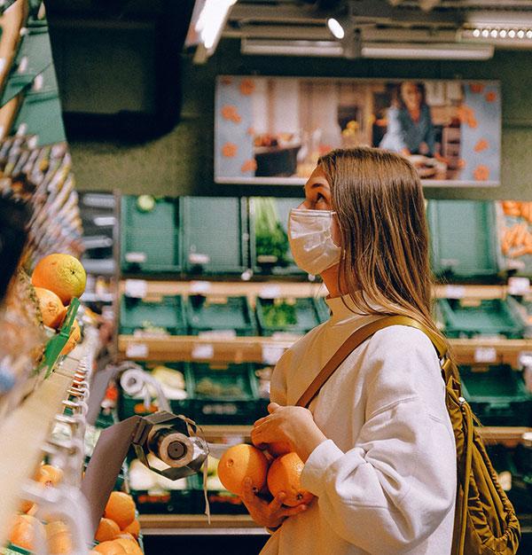 Tv Corporativa nos Supermercados